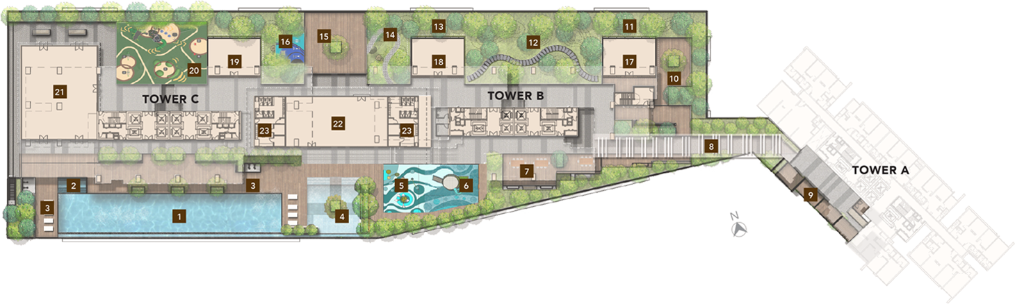 The-Maple-Residences-Facility-Plan